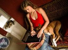 Pisanie o psach dosłownie