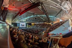 4000 osób na Kolosach, to nasz największy pokaz.