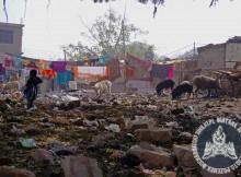 Slumsy w Gurgaon