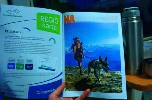 Na Przejazd - O psie, który wędrował przez Himalaje