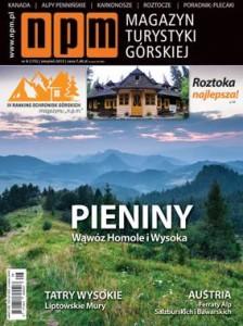 Magazyn n.p.m. (www.npm.pl) - Mongolia na czterech łapach (sierpień 2015)