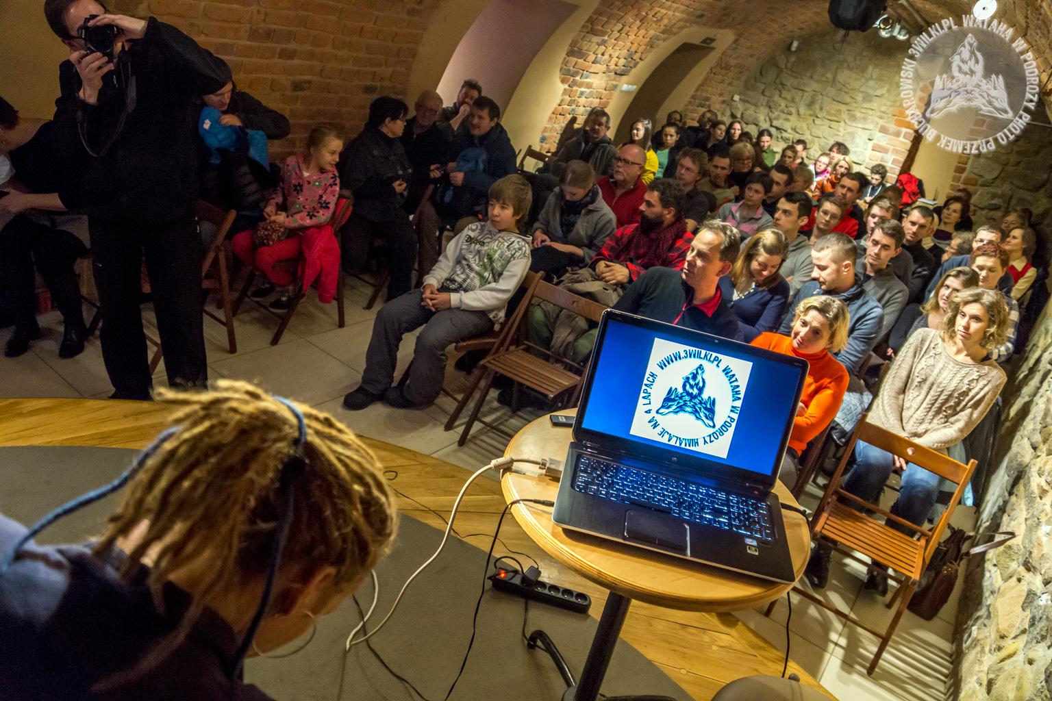 Ponad 70 osób przyszło na spotkanie z nami w Krośnie