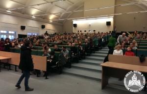 150 osób na spotkaniu z górami Skalnika